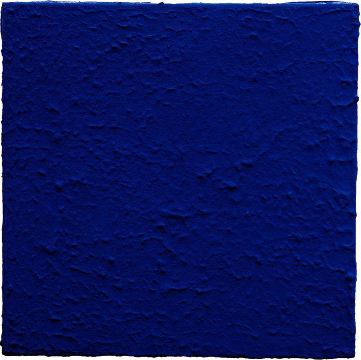 The perfect Blue - Monochrome Yves Klein