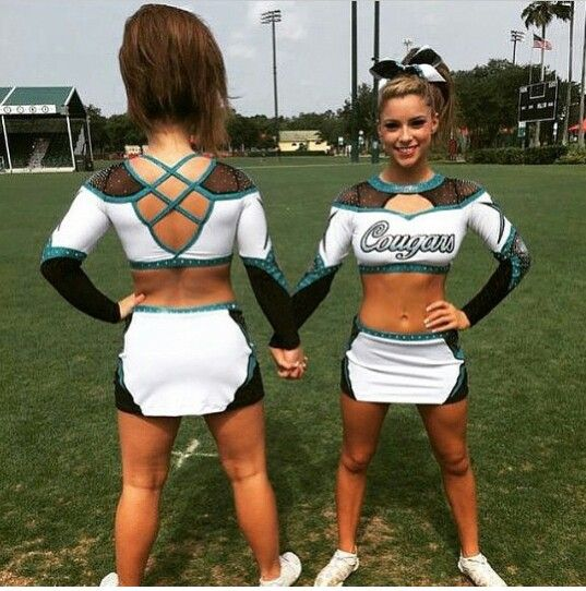 Cheer Extreme Cougars (IAGX) Worlds 2015 Uniform.