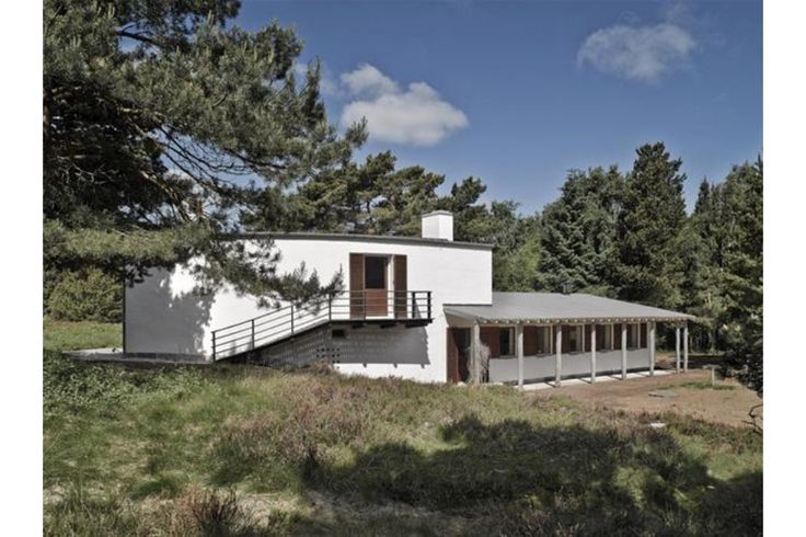 arne jacobsen 39 s own summerhouse 1937 arne jacobsen. Black Bedroom Furniture Sets. Home Design Ideas