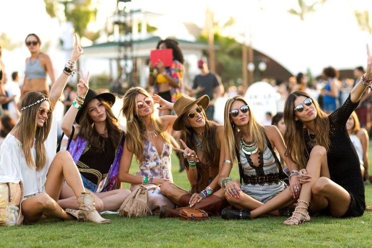 The music festival with the most top models and influencers in the world is about to start! Coachella Valley Music and Arts festival is commonly know as Coachella. It takes place in California for …