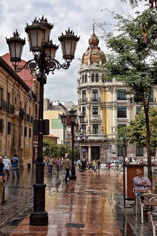 Oviedo ispanya