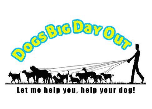 "MY LOGO - MY BUSINESS! MT. WARREN PARK-BEENLEIGH-WINDAROO dogsbigdayout.com.au ""LET ME HELP YOU, HELP YOUR DOG!"""