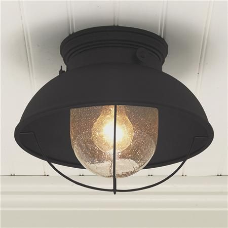 Nantucket Ceiling Light 3 Colors  use 2 of these in the entrance