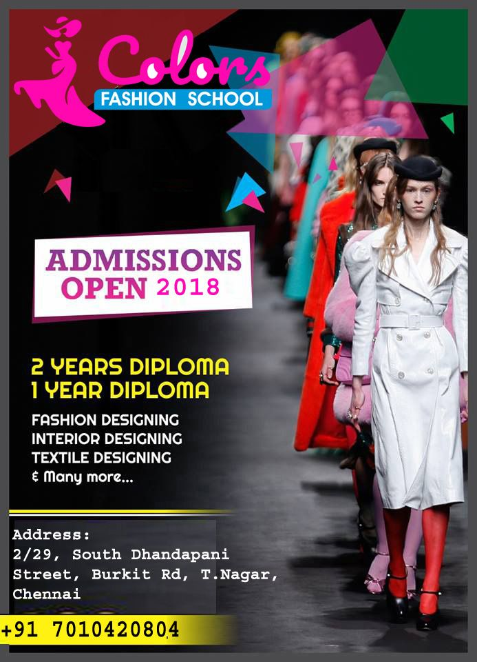 We Offers This Intensive And Diverse Courses For The Budding Minds To Prepare Them On The Various As Fashion Designing Course Technology Fashion Fashion Design