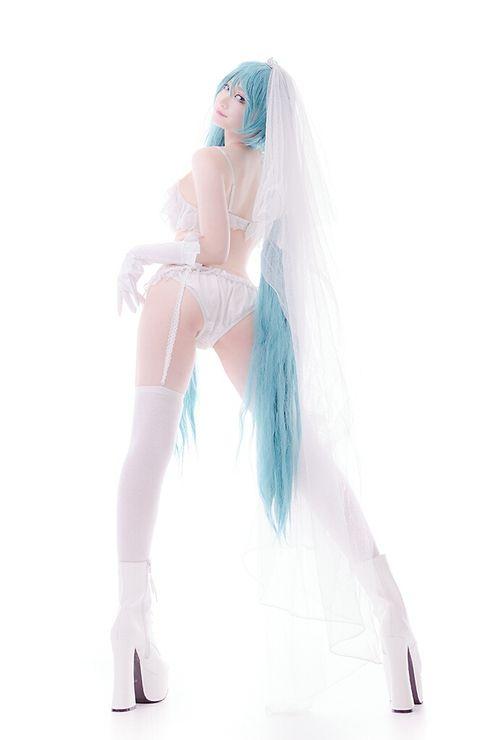 Original wedding lingerie - コスプレ写真 - Cure WorldCosplay
