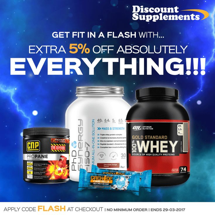 Use discount code FLASH to save even more on your order today!  www.discount-supplements.co.uk #GoldStandardWhey #GrenadeCarbKilla #protein #proteinbars #OptimumNutrition #whey #bodybuilding #fit #gym #football #rugby #cycling #diet #snickers