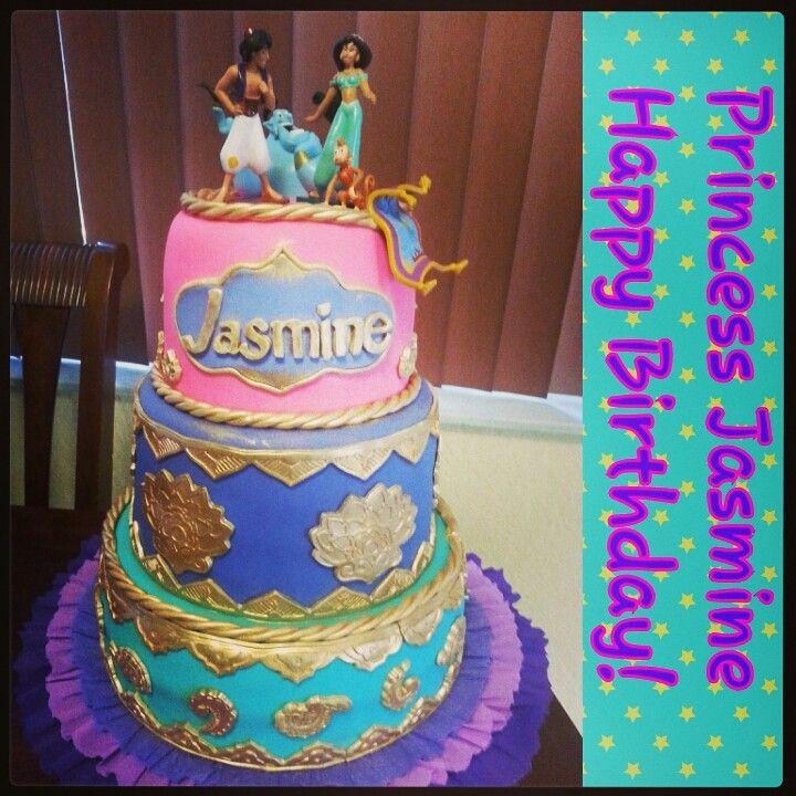 Princess jasmine cake mate s cakes and more Pinterest ...