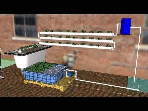 17 best images about hydroponics and aquaponics on for Hydroponic raft system design
