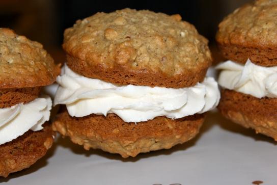 Oatmeal whoopie pie | Sweets | Pinterest