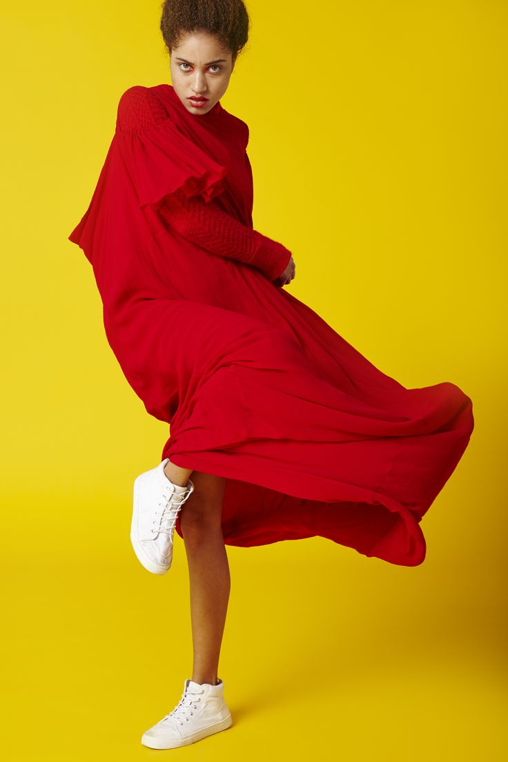 Harmony   The Atlas Magazine   Creative Stylist - Promise Bakare  Photography - Marton Schneider  HMUA Sophia Gunev  Model Renee  @popart @colours @coloureditorial @vibrant @editoria @Photography @model @fashioneditorial