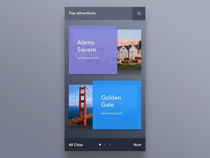 Inspirational UI Design 16