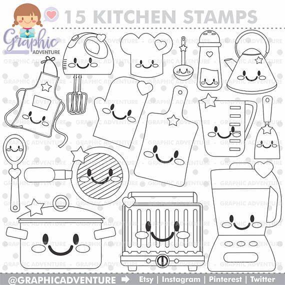 90 Best Desenho De Coisas E Alimentos De Cozinha Images On