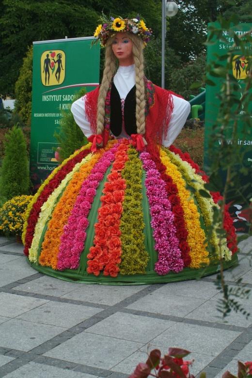 kwiatowa panienka