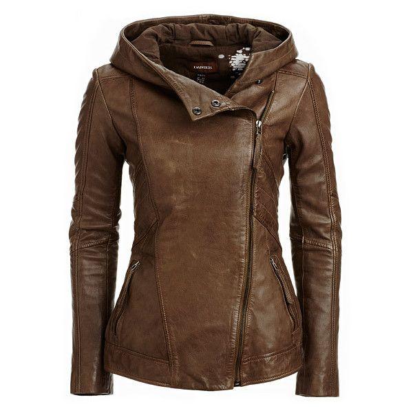 Danier : women : jackets & blazers : |leather women jackets & blazers 104030573| ($449) found on Polyvore