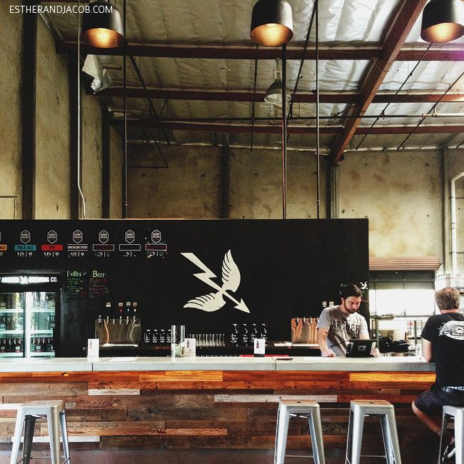 8 San Diego Breweries To Try | Pictured: Saint Archer Brewing Company