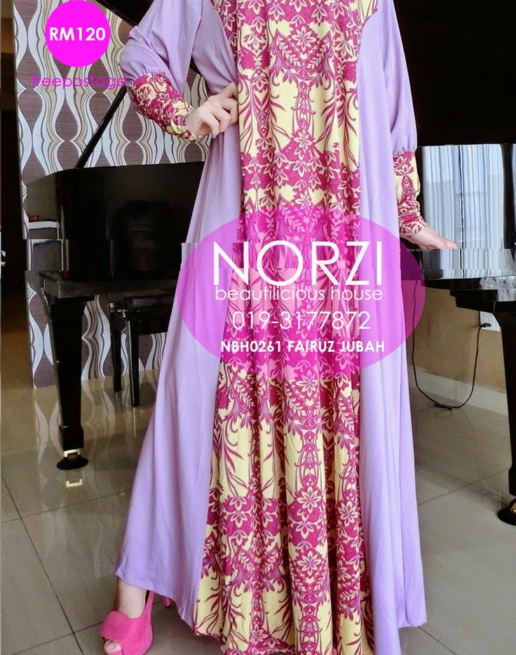 21 best Pakaian images on Pinterest  Malaysia Hijab styles and Islam