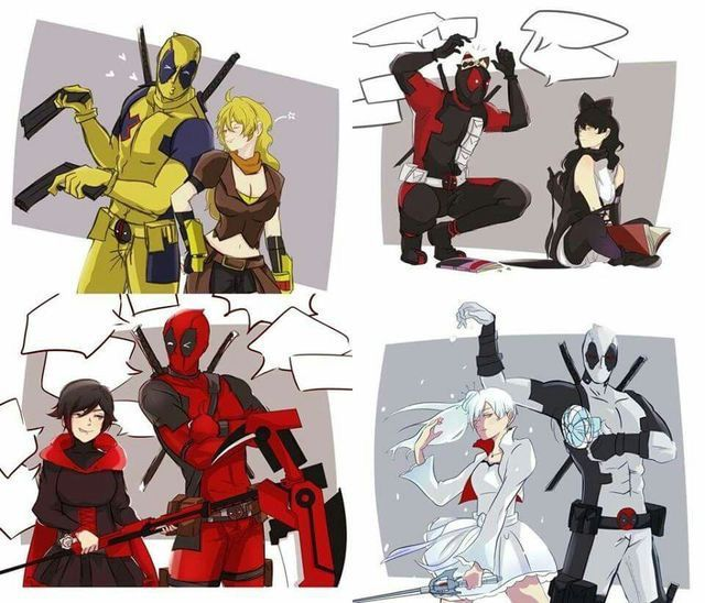 You're out of your mind( unstoppable Male Reader X RWBY