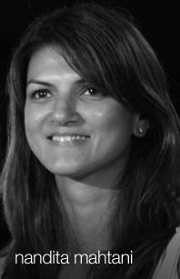 Nandita Mahtani- Fashion Designer #BPFT2012