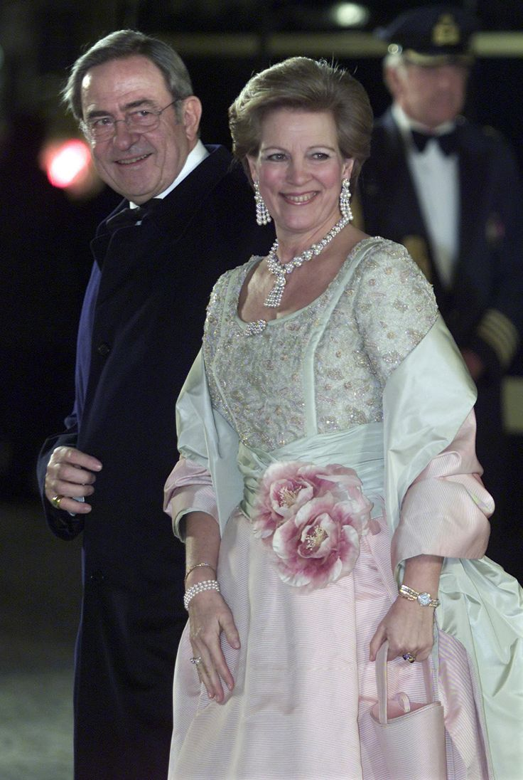 King Constantine II & Queen Anne-Marie