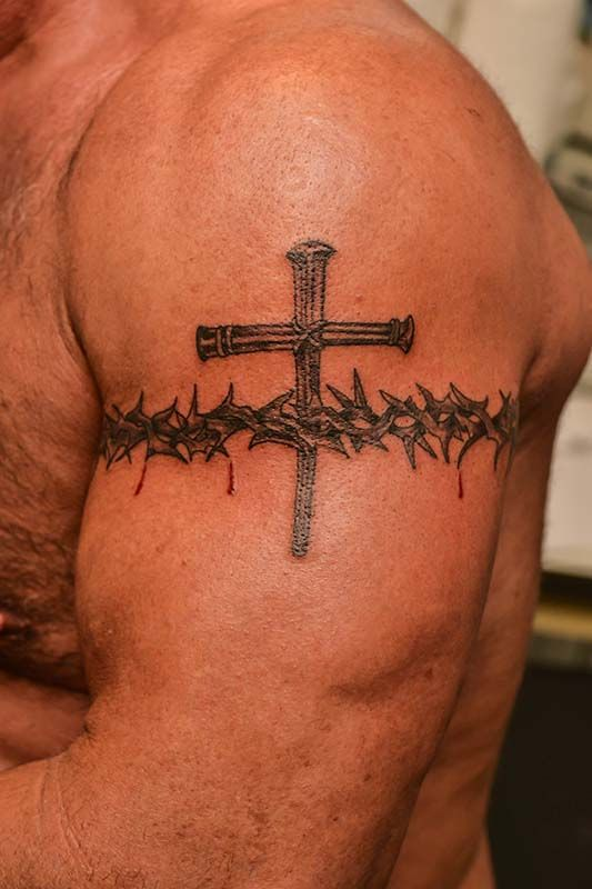 Various Cross Tattoo Designs. Gallery Tattoos.