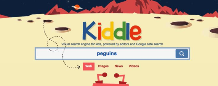 Kiddle-Kid Safe Search Engine - Sparkling in Second Grade