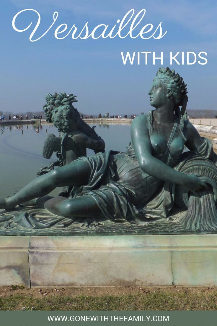 Visiting the Palace of Versailles with Kids   things to do on a trip to Paris, France   #france #paris #versailles #parisfrance #pariswithkids #familytravel   Gone with the Family