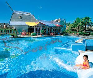 The Top 10 Caribbean Resorts for Families: Beaches Turks & Caicos Resort & Spa, Providenciales, Turks, and Caicos Islands (via Parents.com)