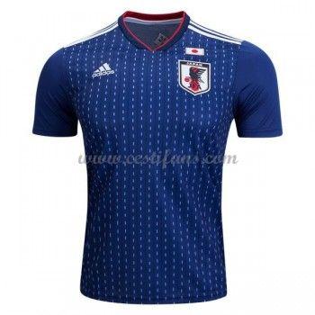 Japonsko Fotbalové Dresy MS 2018 Domáci Dres