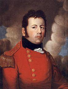 Regency Celebrity: Major-General Sir Isaac Brock, Provisional Lieutenant Governor and Commander of Upper Canadian Forces