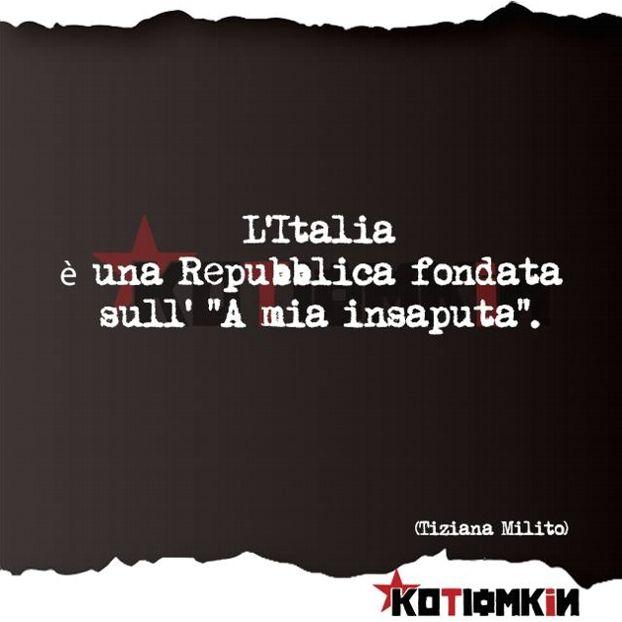 L'Italia...