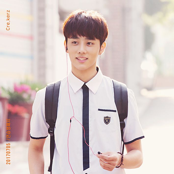Sunwoo - Trainee Creker Entertainment