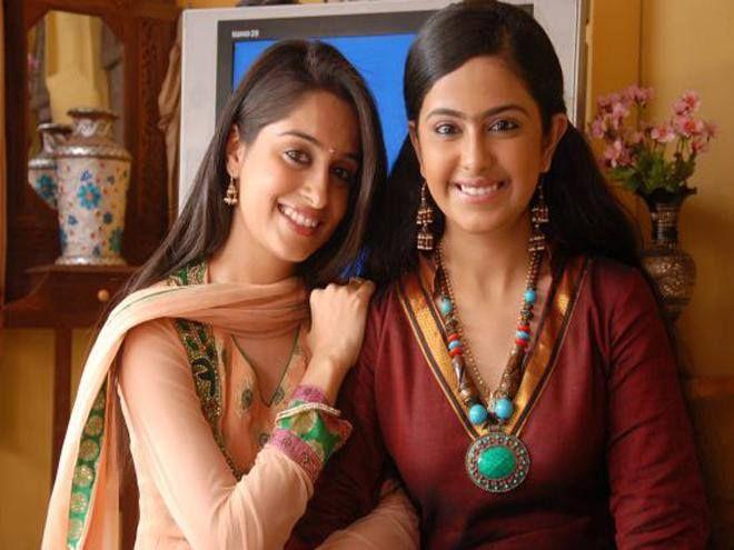 Avika Gor and Deepika Samson