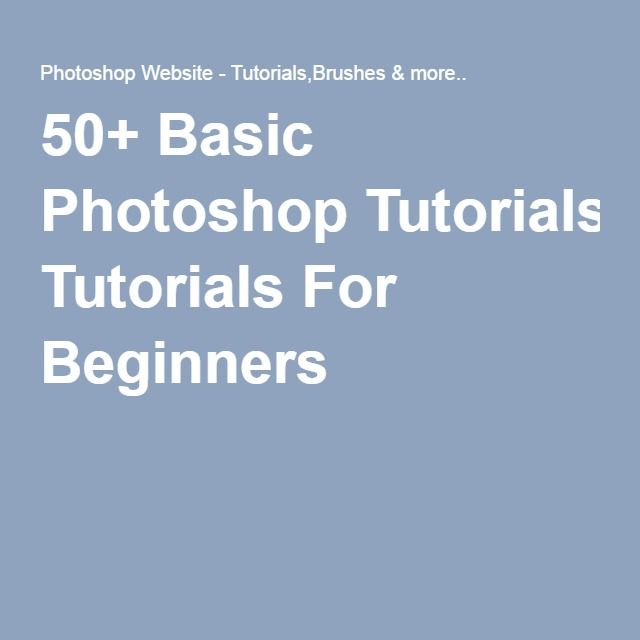 Amazon.com: photoshop for beginners: Books