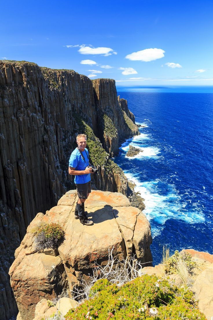 Discover an Australian island where convicts were sent to be forgotten, huge cliffs mark the last frontier before Antarctica, and ancient forests wriggle with mysterious creatures.