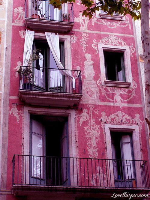 The Pink Peony - Barcelona, Spain