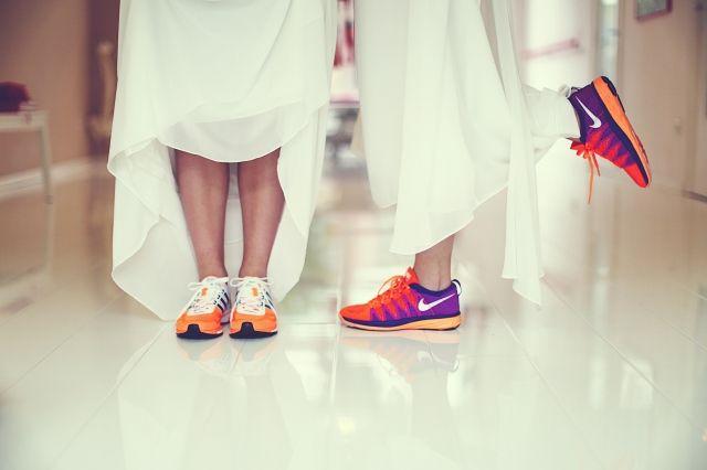 Artikel 'Op zoek naar de perfecte trouwschoen?' #theperfectwedding #webredacteur #artikel #online #article
