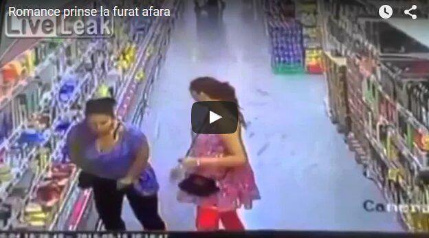 Romance prinse la furat | VIDEO