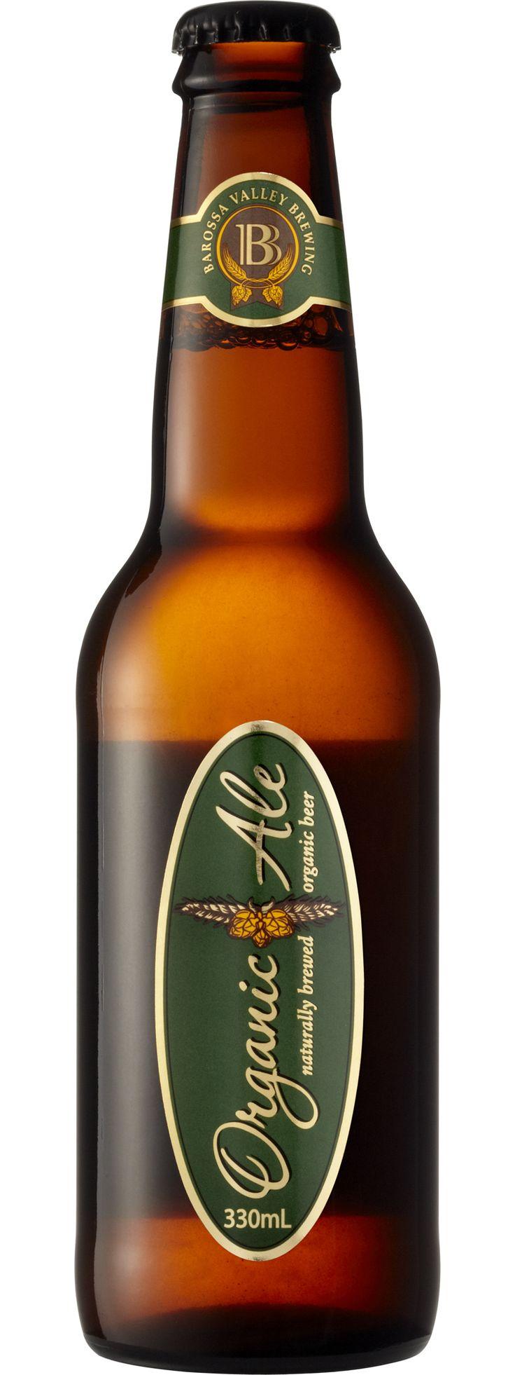 Barossa Valley Brewing Organic Ale