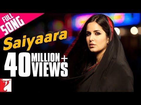 Saiyaara - Full Song | Ek Tha Tiger | Salman Khan | Katrina Kaif | Mohit Chauhan | Taraannum Mallik - YouTube