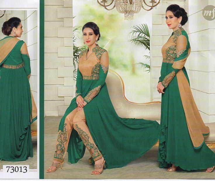 Anarkali suit. salwar kameez. bollywood designer robe. indian pakistani