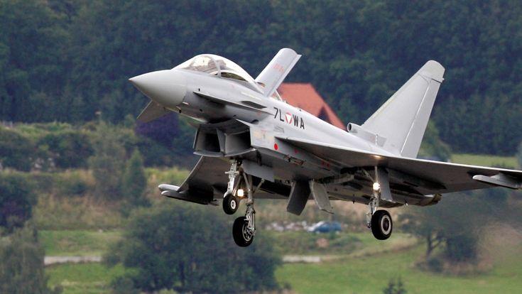 Betrugsverdacht beim Eurofighter: Wiener Justiz ermittelt gegen Airbus