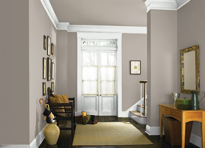 This is the project I created on Behr.com. I used these colors: ABBEY STONE(MQ2-56),UPPER EASTSIDE(MQ1-61),HARVEST HOME(MQ2-13),CAMEO WHITE(MQ3-32),