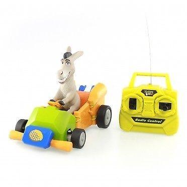 Disney Pixar Shrek Donkey Racing  Kart #NKOK