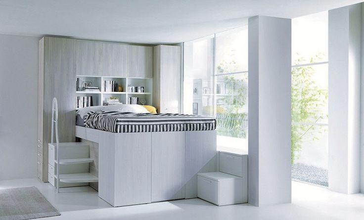 小套房也能打造完美更衣室 - DECOmyplace