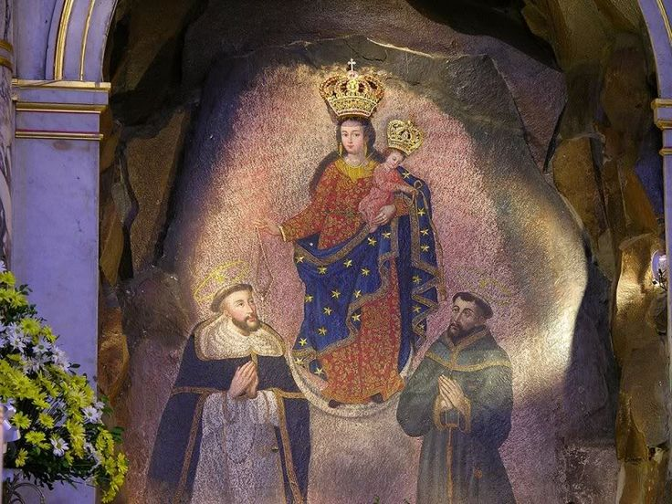 The Spectacular Shrine and Miraculous Image of Our Lady of Las Lajas