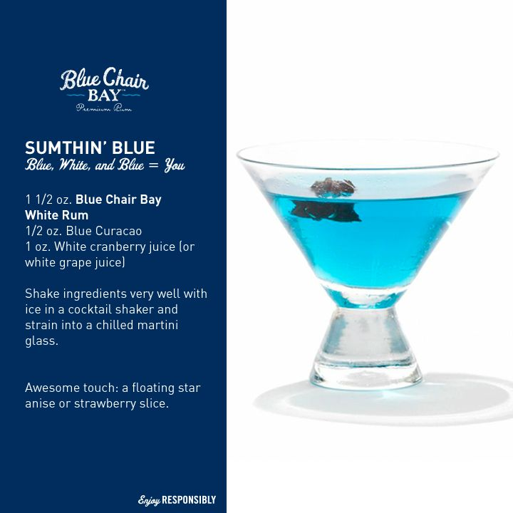 75 Best Blue Chair Bay Rum And Recipes Images On
