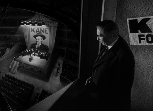 an analysis of the movie citizen kane by orson welles Citizen kane movie reviews & metacritic score: summary: following the death the orson welles film is generally considered the greatest american film of the.