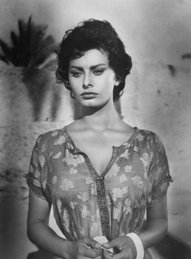 Legend of the Lost Sophia Loren | Ladies! | Pinterest ...