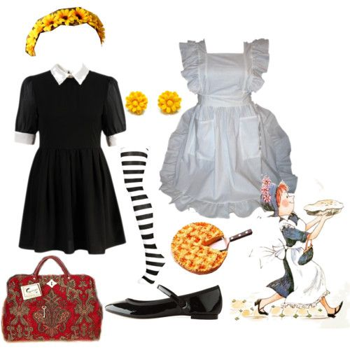 Amelia Bedelia Costume idea