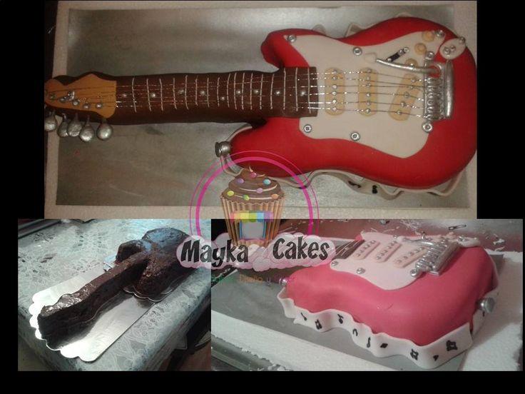 Cake Guitarra Eléctrica